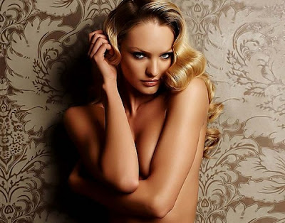 Bold Candice Swanepoel Topless