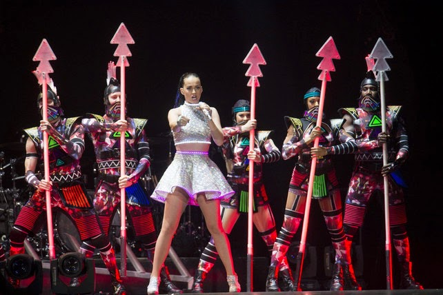 Prismatic World Tour - Antwerp 2015