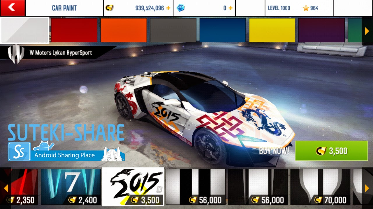 how to get unlimited money in asphalt 8