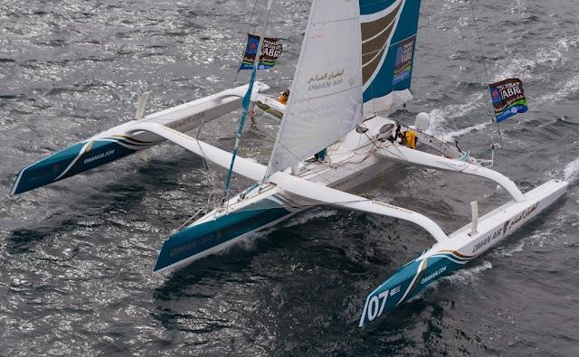 transat jaques vabre 2013 catamaran racing news design