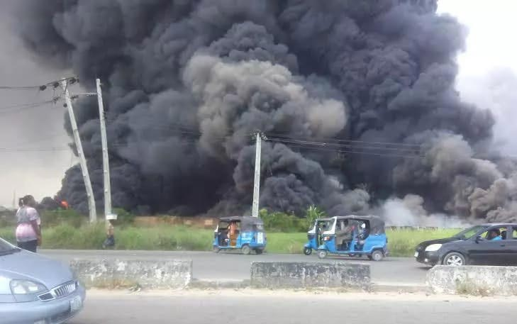 Militants Blow Up Oil Pipelines In Niger Delta Hours After Tompolo's Arrest Warrant Was Issued