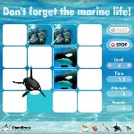 Don't forget the marine life!