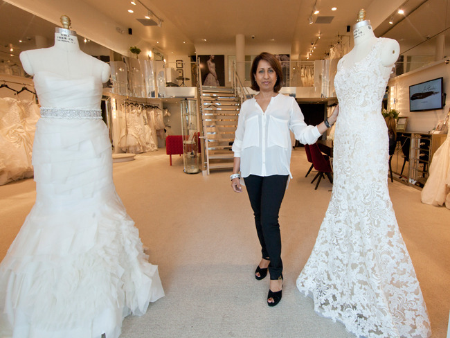 wedding dresses downtown los angeles