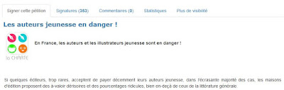 http://www.petitions24.net/les_auteurs_jeunesse_en_danger
