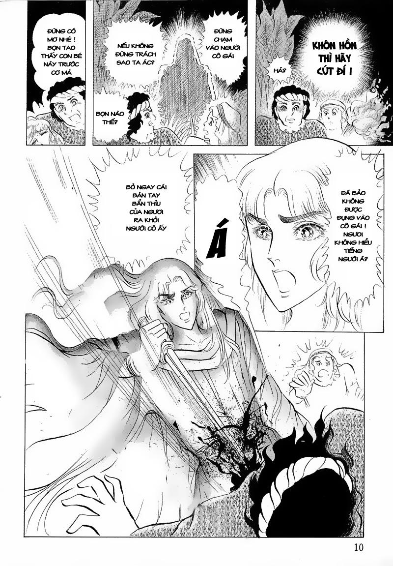 Nữ Hoàng Ai Cập-Ouke no Monshou chap 50 Trang 14 - Mangak.info