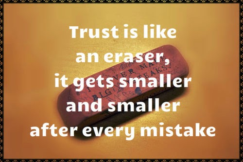 Love Trust Quotes Wallpaper : Quotes About Trust - love quotes wallpapers