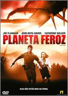 Baixar Planeta Feroz AVI Dual Áudio + RMVB Dublado DVDRip