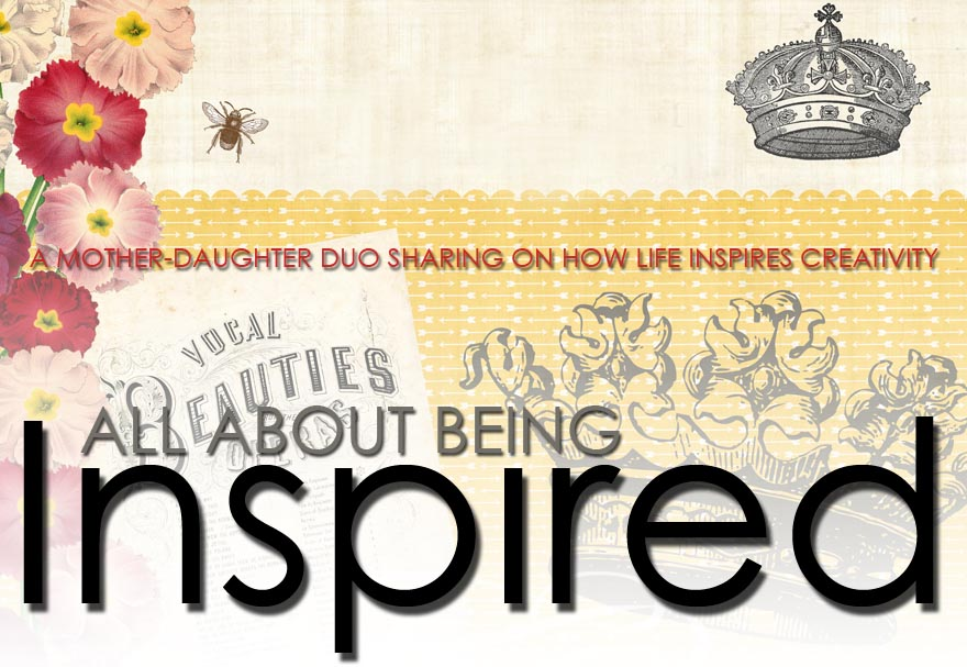 All About Being Inspired