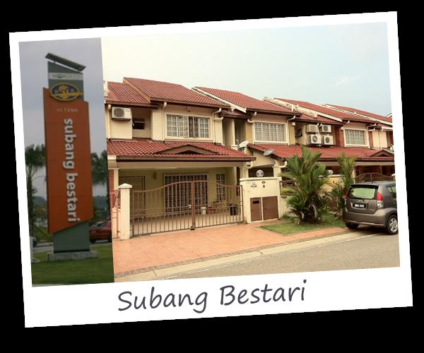 Harga Rumah Di Klang Valley Subang Bestari