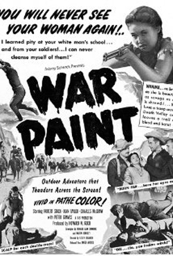 War Paint (1953)
