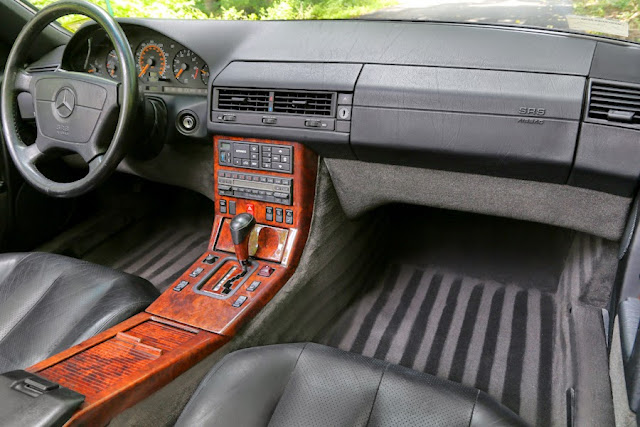 mercedes benz r129 interior parts