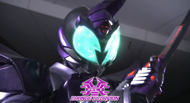 Kamen Rider Kabuto 19 Subtitle Indonesia