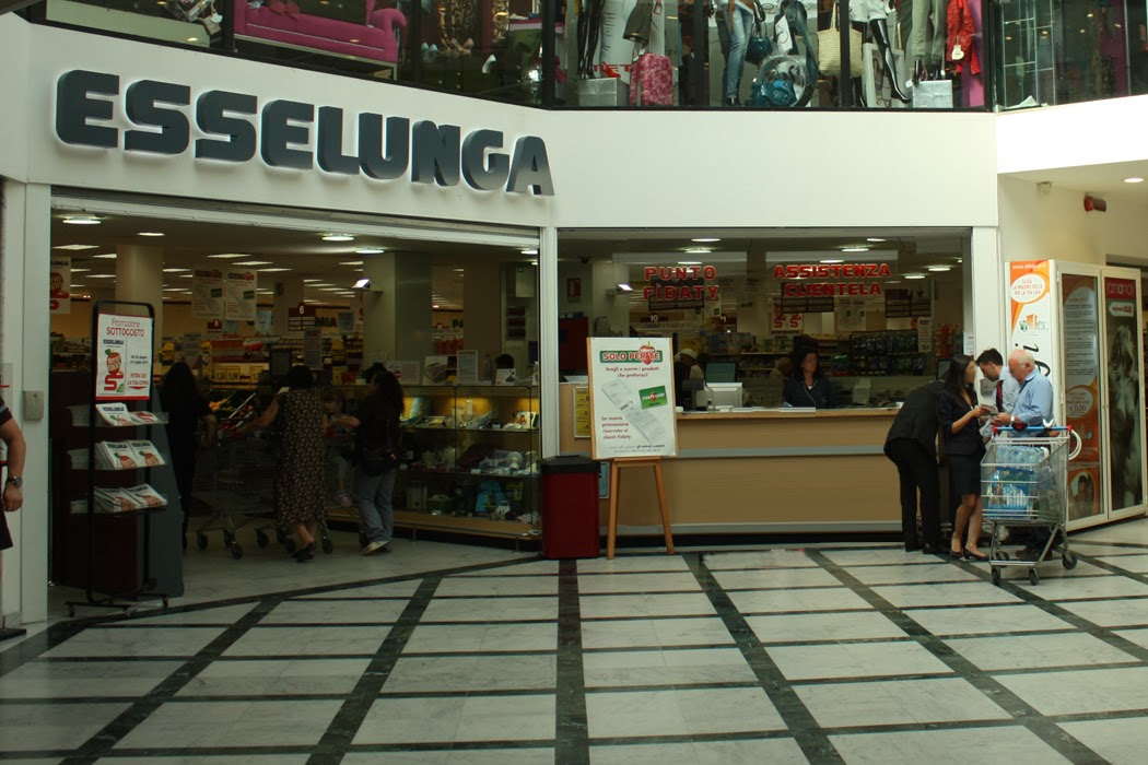 Selezione supermercati esselunga in for Supermercati esselunga in italia