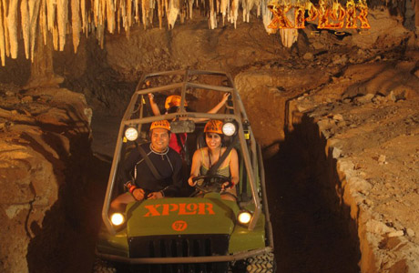 Xplor Fuego, Xplor Park, Riviera Maya, Playa del Carmen