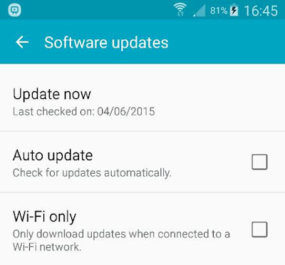 Samsung Galaxy S4 Akhirnya Update Lollipop