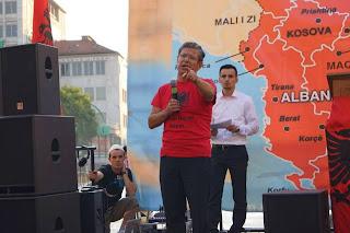 """""""La grande Albania"""" inizia la petizione in tutta l'Europa"""