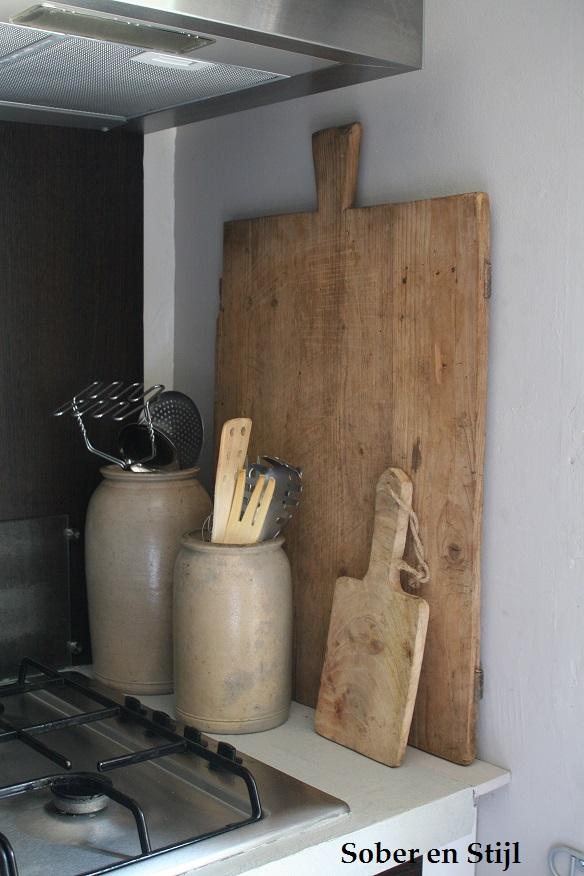 Keuken Kleur Taupe : Keuken Taupe Kleur : Taupe kleurige 60?60 vloertegels in de keuken