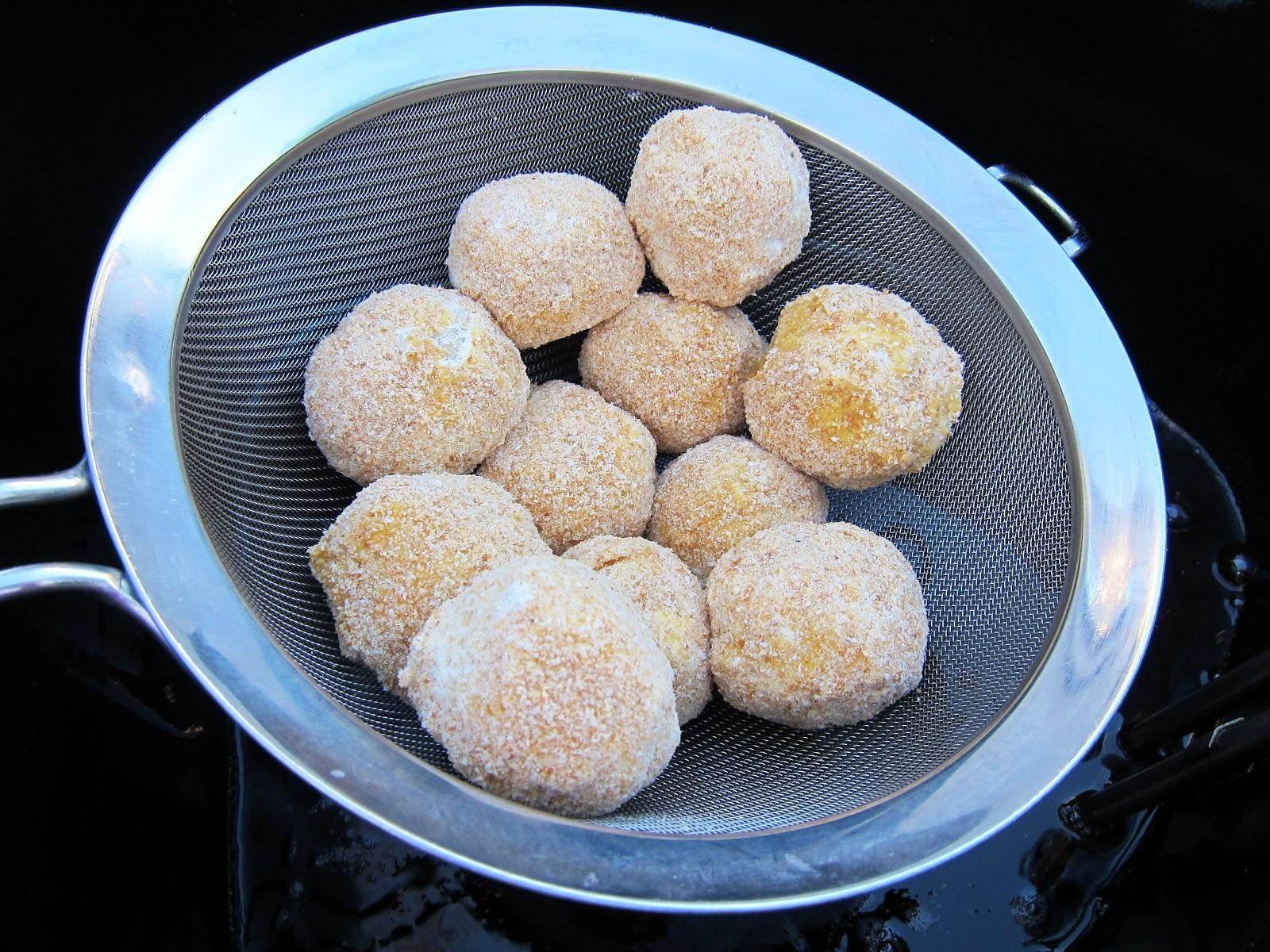 Рисовые шарики рецепт пошагово
