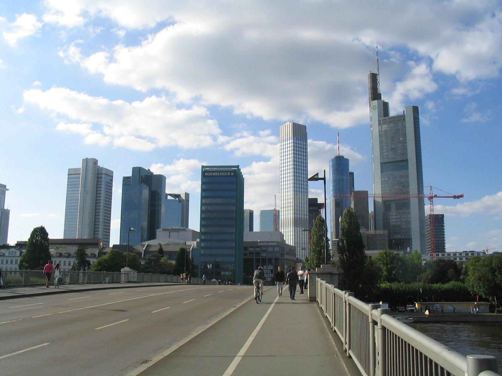 Trabajar en Alemania Frankfurt am Main