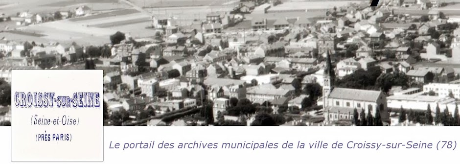 Archives de Croissy