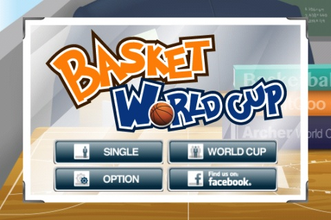 BasketWorldCup Free App Game By LitQoo