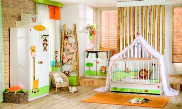 Baby's Nursery Decorating Tips