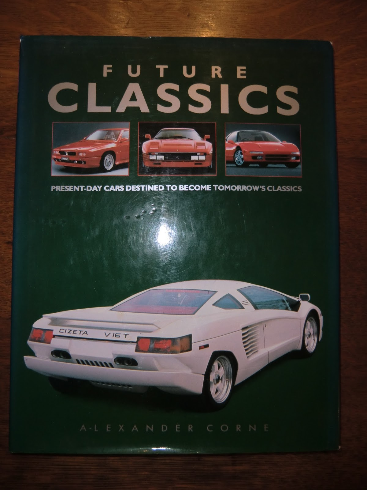 Tamerlanes Thoughts  Four car books