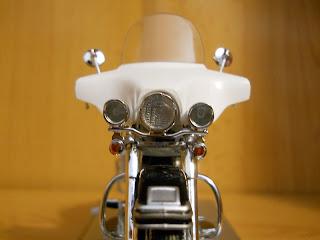 modelismo de motos Harley-Davidson FLH Electra Glide 1970