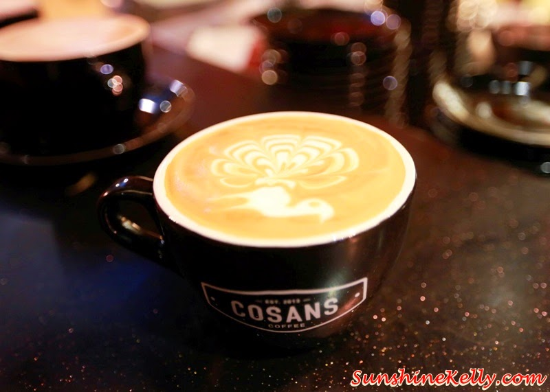 COSANS Coffee @ Solaris Mont Kiara, COSANS Coffee, Solaris Mont Kiara, coffee culture, coffee, sandwich