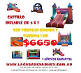 INFLABLE 6X3