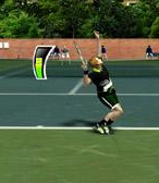 Tips and Tricks on Virtua Tennis service