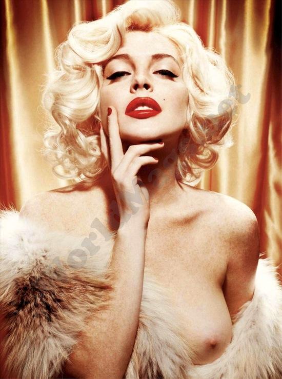 Diciembre El Universal La Actriz Lindsay Lohan No S Lo