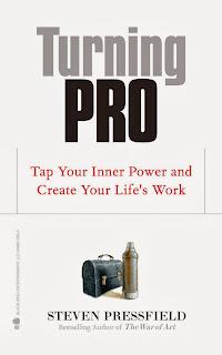 Steven Pressfield: Turning Pro