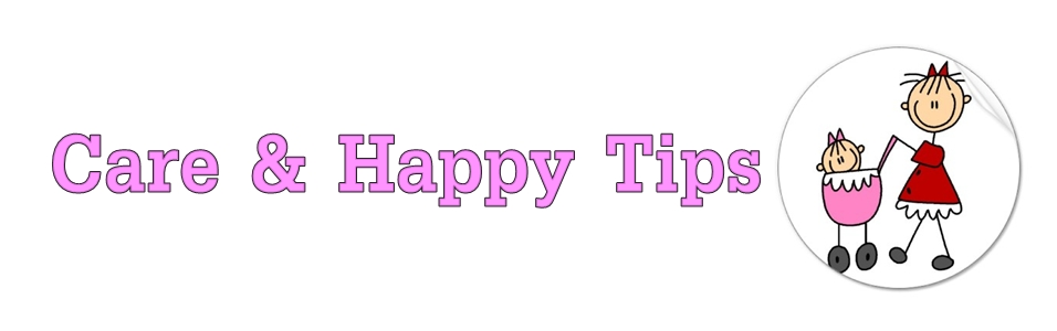 Care HAPPY Tips