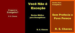 LIVROS DE  R.  S. CHAVES