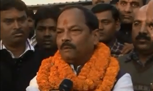 TOP HEADLINE of the day Raghubar Das to be new Chief Minister of J'khand