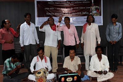 Bhavai Artists From North Gujarat and Saurashtra