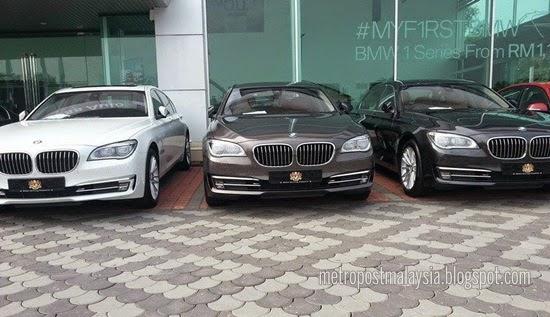 Deretan BMW 7-Series baharu berjata negara jadi tanda tanya