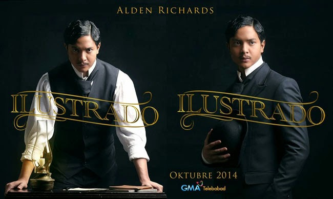 GMA Network Presents 'BayaniSerye' Entitled as 'Ilustrado' Featuring Life and Works of Jose Rizal