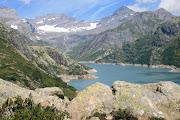 Me voilà dans le Valais Suisse, à proximité de la commune de Finhaut.