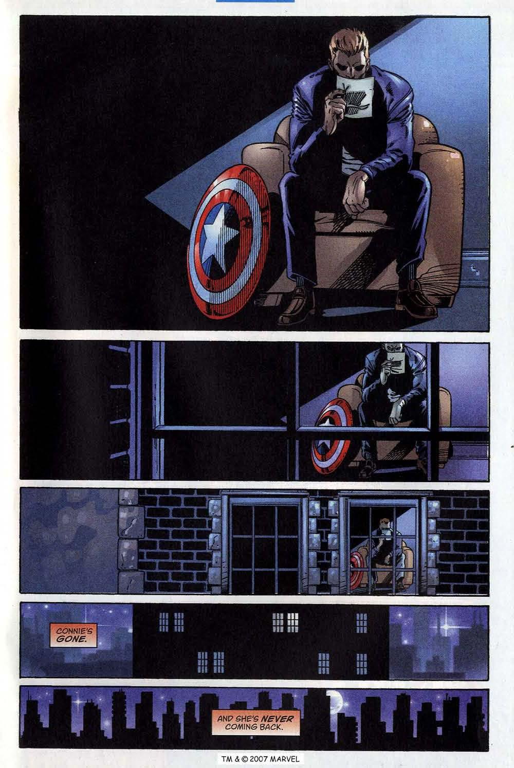 Captain America (1998) Issue #44 #51 - English 33