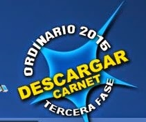 Descarga el Carnet de postulante - Examen de admisión UNSA Ordinario 2015 - III FASE