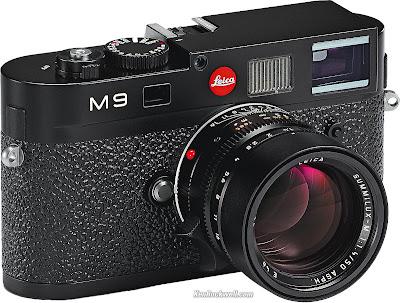 Kamera digital rangefinder Leica M9