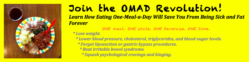 Join the OMAD Revolution!