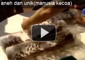 Manusia Kecoa Hoby Makan Kecoa Hidup-Hidup