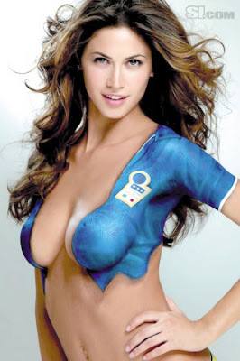 Download Soccer Body Paint Images