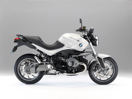 2012 BMW R1200R Special Design and Engine   motorboxer