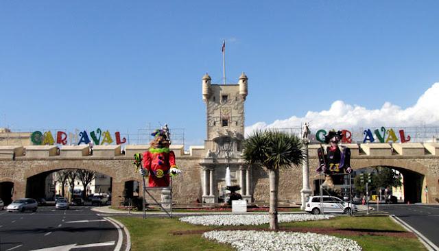 Disfruta del carnaval de Cádiz