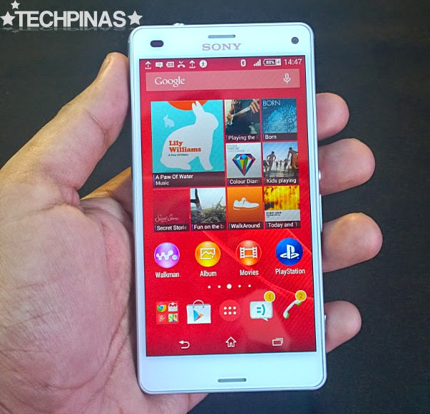 Sony Xperia Z3 Compact Philippines