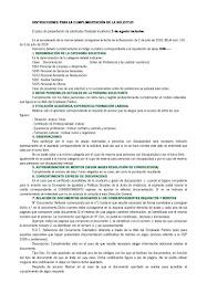 Instrucciones para cumplimentar la solicitud del concurso de acceso a personal laboral Grupo V. O.E